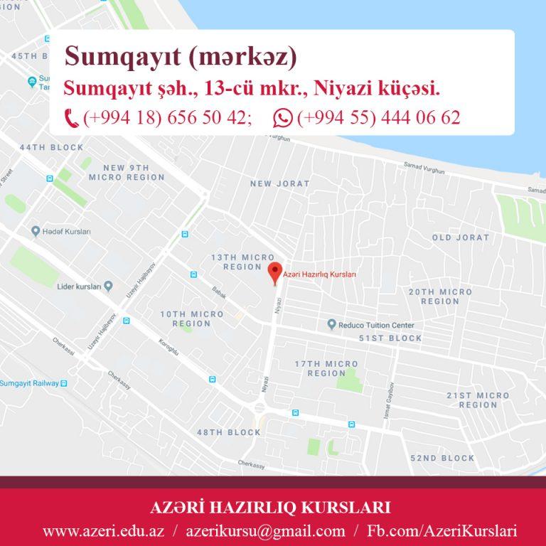 Azəri Hazirliq Kurslari